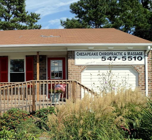 Chesapeake Chiropractic Health Center: Moss Christopher DC