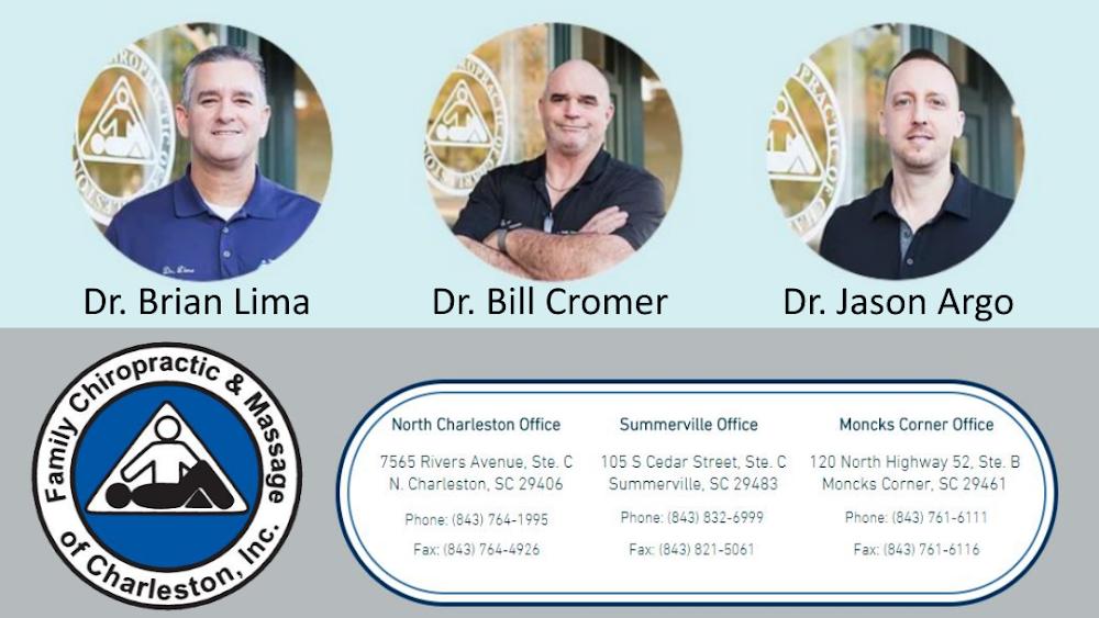 Family Chiropractic & Massage of Charleston